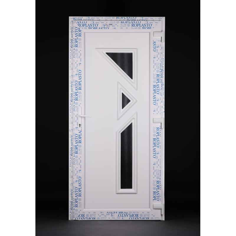 Visztula műanyag bejárati ajtó