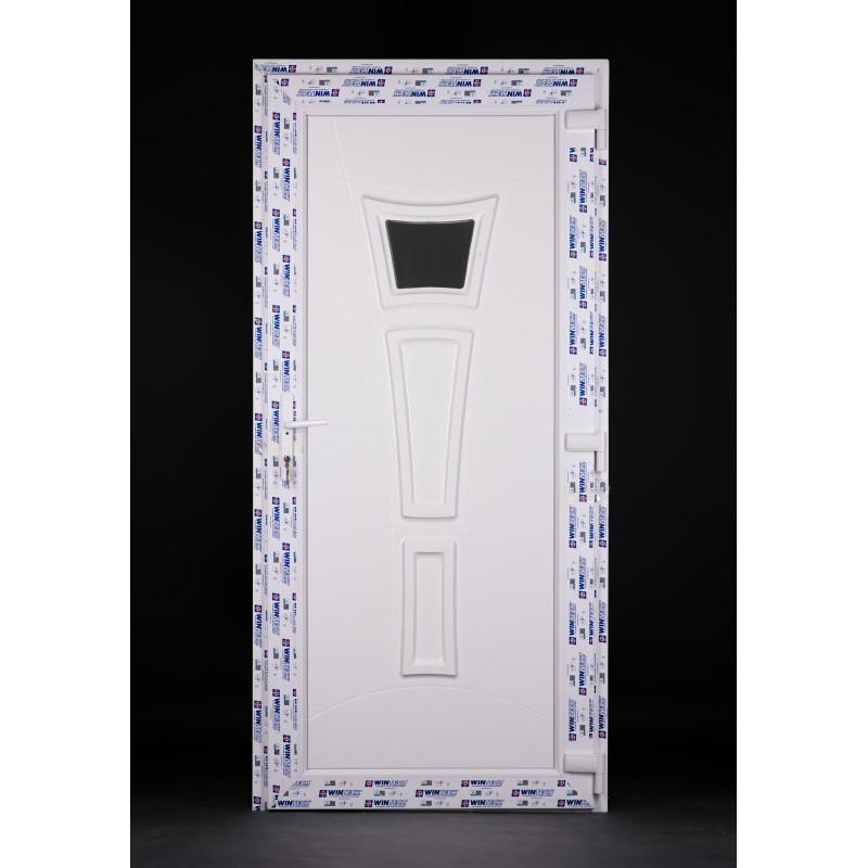 Kefalonia 1 üveges műanyag bejárati ajtó