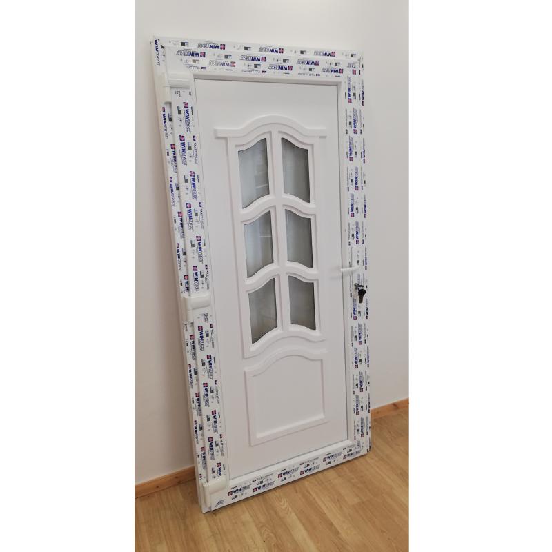 Athén Műanyag bejárati ajtó