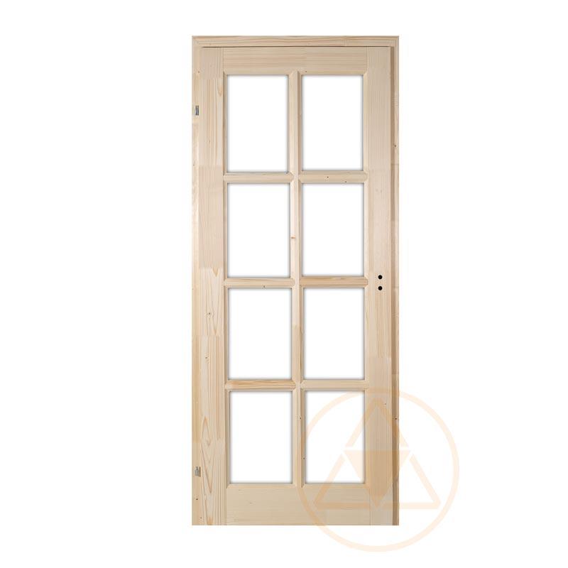 Alföld- fenyő beltéri ajtó