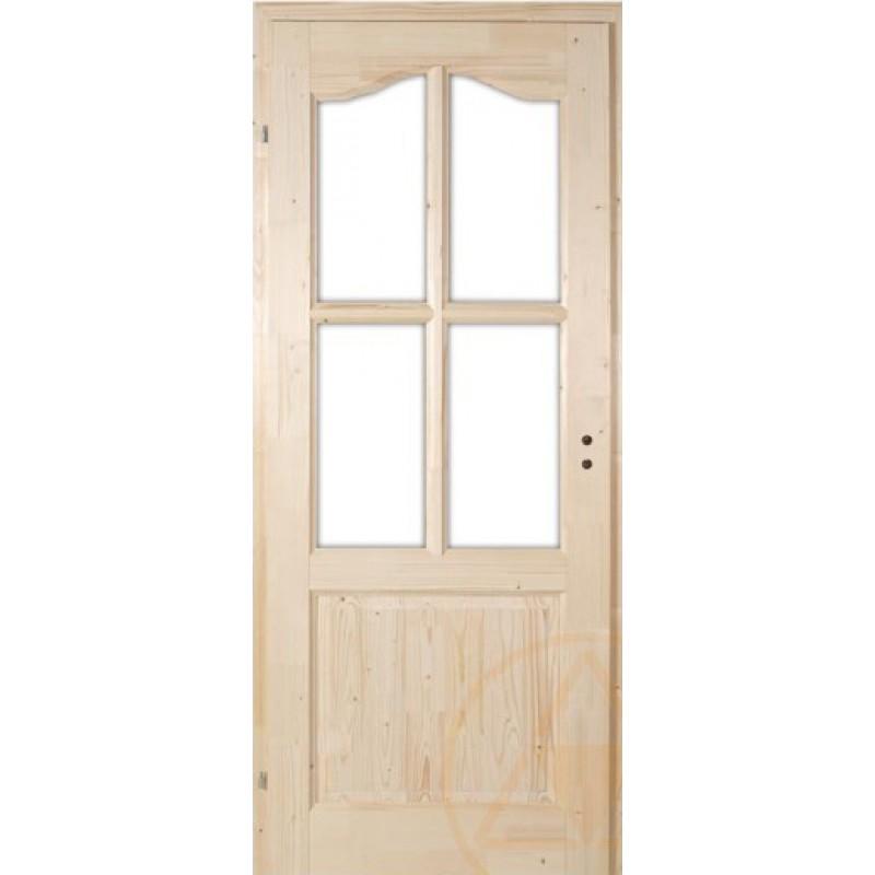 Mátra fenyő beltári ajtó