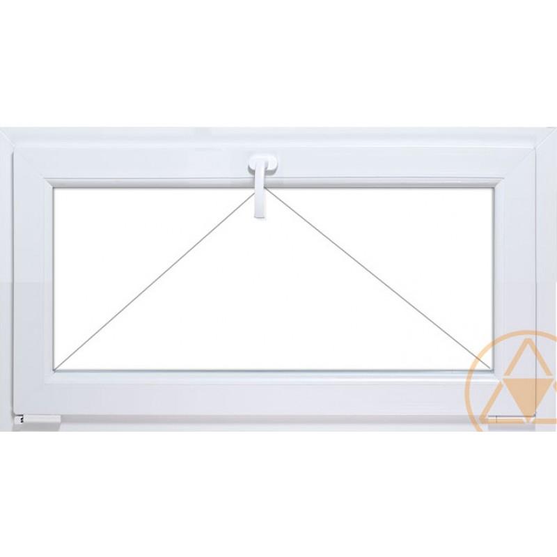 Bukó műanyag ablak Gealan 74  Made In Germany!