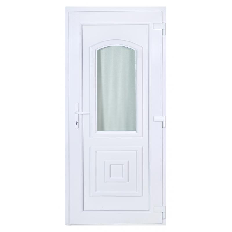 Odera műanyag bejárati ajtó akciós áron